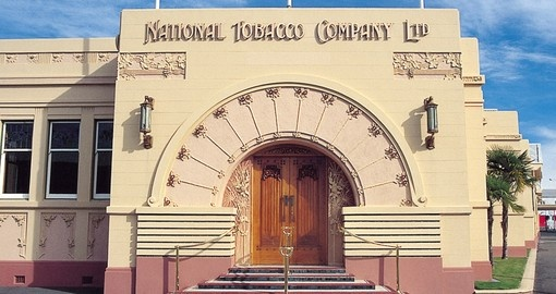 The National Tobacco building