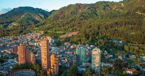 Bogota is always a popular destination while on your Colombia tour