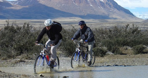 Experience Mountain Biking during your next Argentina vacations.