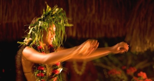 Traditional Polynesian Dancing