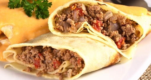Meat Wraps