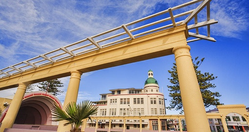 Napier is known as the Art Deco Capital of the World