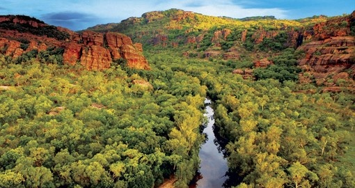 Include a visit to Kakadu National Park on your Australia Vacation