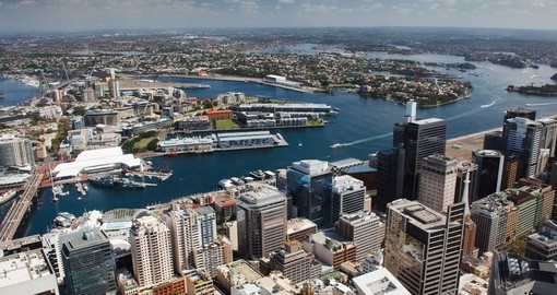 Explore beautiful Sydney on your Australia Vacation
