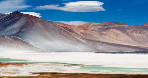 Altiplano or Highlands of Chile