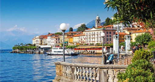 Experience beautiful Bellagio on Lake Como