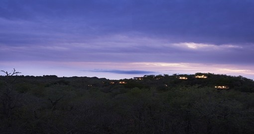 Stay at the Singita Lebombo Lodge during your South Africa trip.