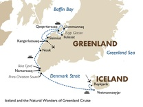Iceland and the Natural Wonders of Greenland Cruise