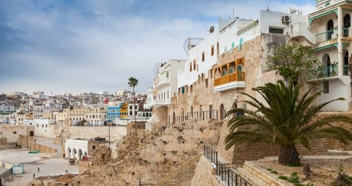 Visit ancient Tangiers on your Morocco Tour