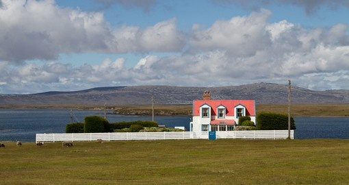Countryside Falkland Islands
