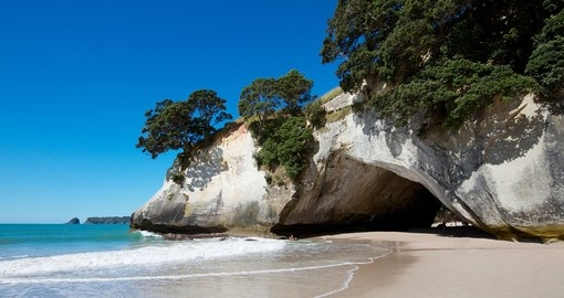 Cathedral Cove Marine Reserve