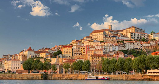 Coimbra, Portugal's medieval capital is home to the country's oldest and most prestigious university