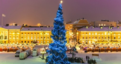 Get closer to Santa at Christmas during your Finland Tour