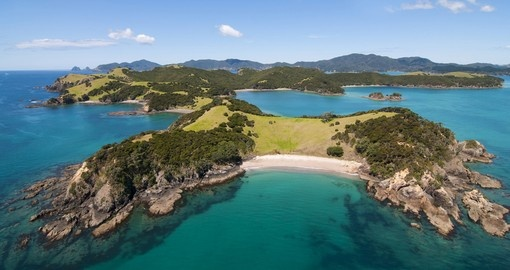 Enjoy exploring Urapukapuka Island during your next New Zealand tours.