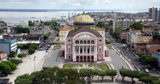 Discover Manaus, gateway to the Amazon on your next Brazil tours.