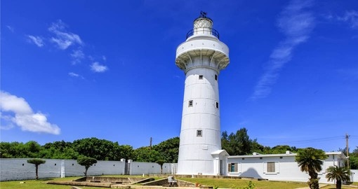 Eluanbi lighthouse, Kenting