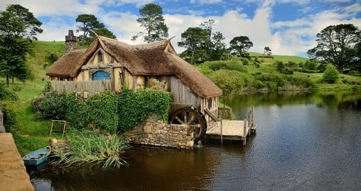 Visit the Lord of the Rings movie set on your New Zealand Vacation