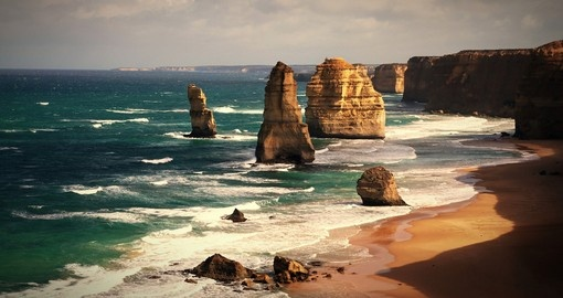 Dramatic Beautiful 12 Apostles