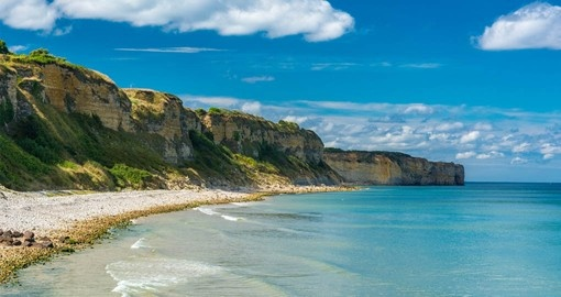 See Omaha Beach in Normandy on your France tours