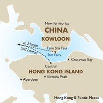 Hong Kong & Exotic Macau