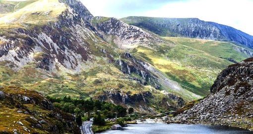 Enjoy the Snowdonia National Park
