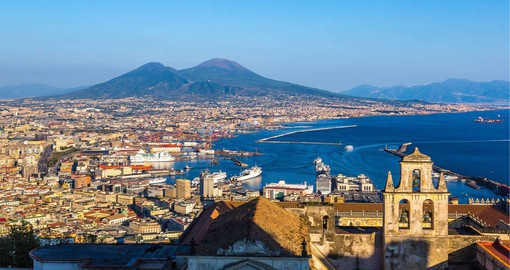 Settled by the Greeks and conquered by the Romans, Naples is Italy's third largest city
