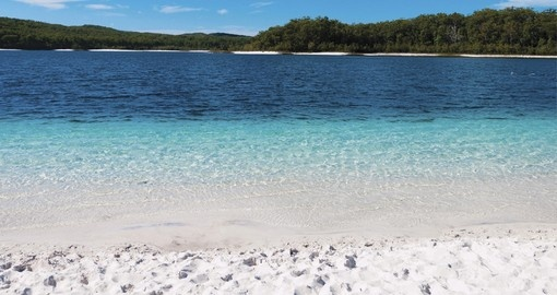 Have a swim or have a sunbathe on the Lake McKenzie during your next Australia tours.