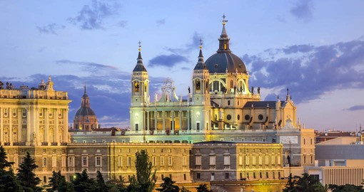 One of Europe's most vibrant city's, Madrid is rich in culture and architecture