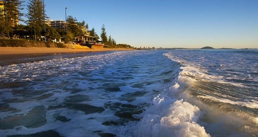 Walk on the Deserted beaches during your stay in Australia.