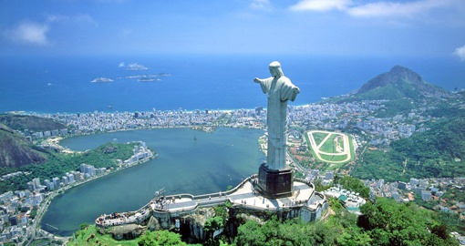 Experience Brazil's most famous city, Rio de Janeiro, on your  Trips to Brazil.
