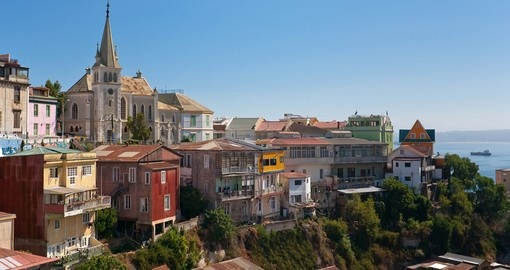 Valparaiso is a must visit on your Chile vacation