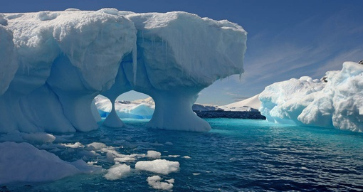 Antarctica is home to some truly stunning landscapes