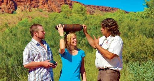 Learn about the traditional uses of plants and animals on your Australia Vacation