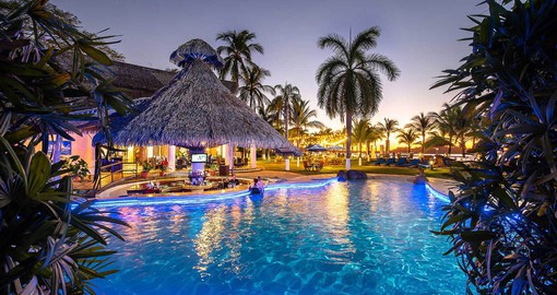 Hotel Bahia del Sol is a beautiful property with friendly staff