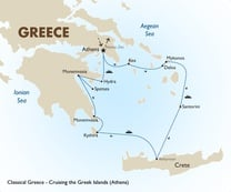Classical Greece - Cruising the Greek Islands (Athens)