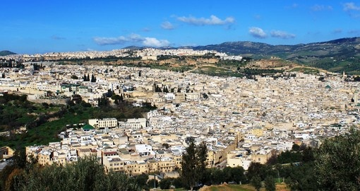 City of Fez - Photo Credit Robin Smulders