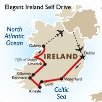 Elegant Ireland Self Drive