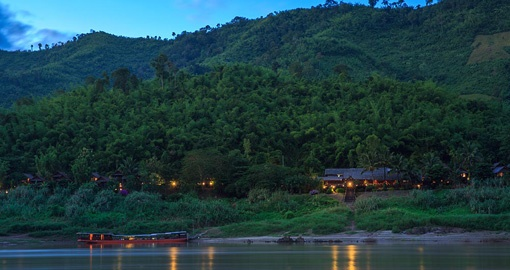 Luang Say Lodge near Pakbeng, Laos