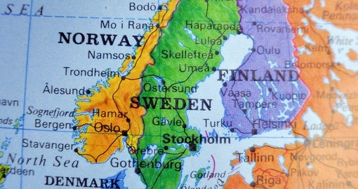 Norway | Geography & Maps | Goway Travel