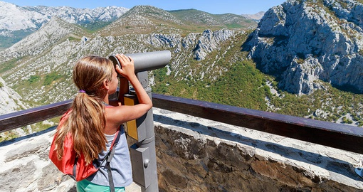 Climb Velebit mountain on your trip to Croatia