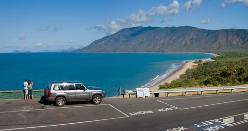 Rex Lookout in Port Douglas