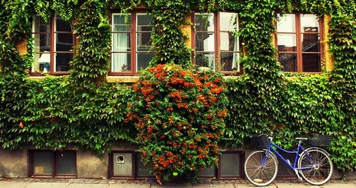 Visit the Bicycle on your Denmark Tour