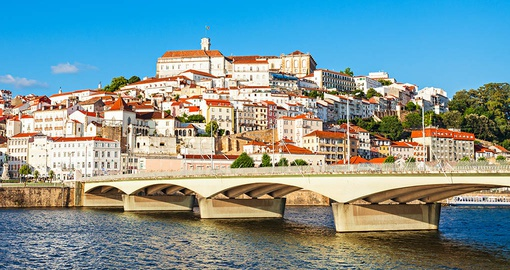 Visit Coimbra on your trip to Portugal