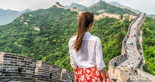 A Walk on the Great Wall is a Bucket List Item