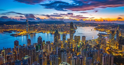 Be impressed on your trip to Hong Kong