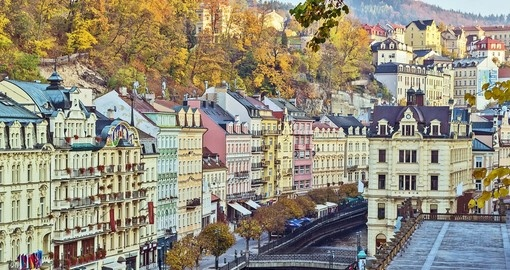 Visit Karlovy Vary on your Czech Republic Vacation