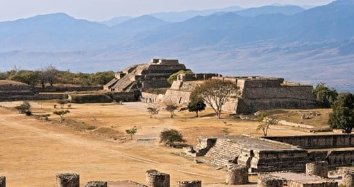 Explore ancient ruins on your trip to Mexico