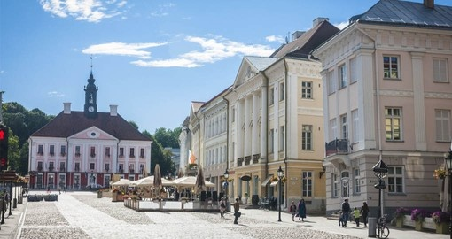 Visit picturesques Tartu on your Estonia Tour