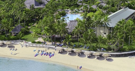 Experience all the wonderful amenities the Outrigger on the Lagoon can offer during your next trip to Fiji.