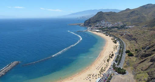 Beach at Tenerife